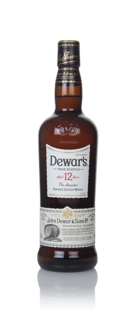 Dewars 12 Year Old - The Ancestor Blended Whisky