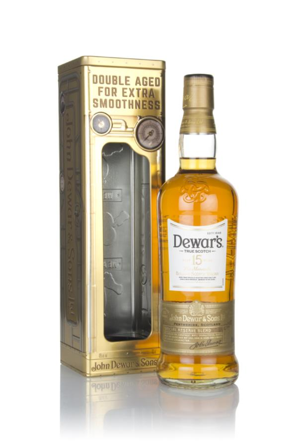 Dewars 15 Year Old - The Monarch Blended Whisky