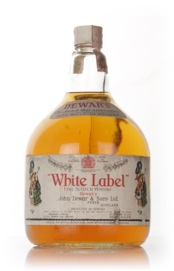 John Dewars White Label - 1970s Blended Whisky