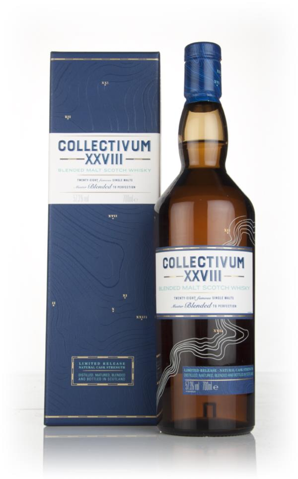 Collectivum XXVIII (Special Release 2017) 3cl Sample Blended Malt Whisky