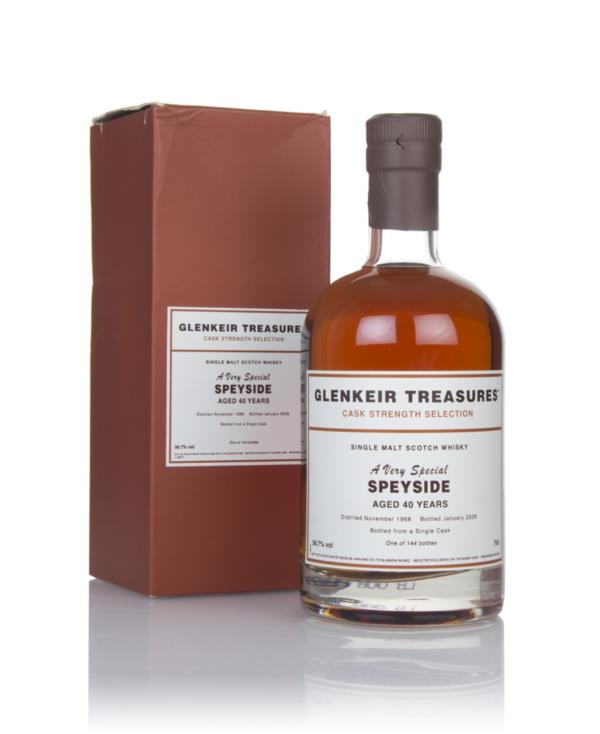 A Very Special Speyside 40 Year Old 1968 - Glenkeir Treasures (Douglas Single Malt Whisky