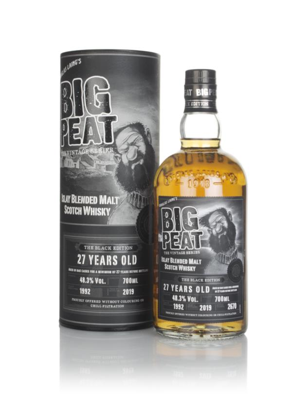 Big Peat 27 Years Old - The Black Edition 3cl Sample Blended Malt Whisky