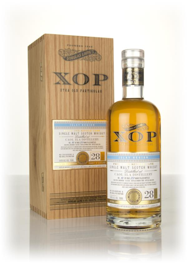 Caol Ila 28 Year Old 1990 (cask 12536) - Xtra Old Particular (Douglas Single Malt Whisky 3cl Sample
