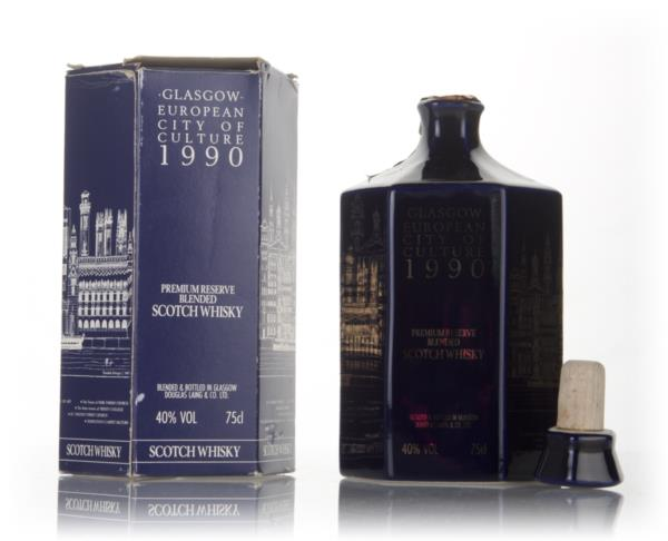 Douglas Laing Glasgow European City of Culture - 1990 Blended Whisky