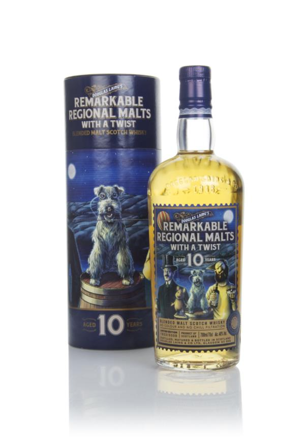 Douglas Laing's Remarkable Regional Malts With A Twist Blended Malt Whisky