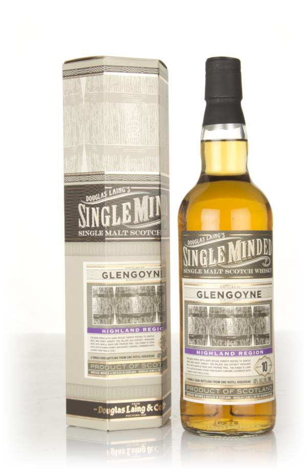 Glengoyne 10 Year Old - Single Minded (Douglas Laing) Single Malt Whisky