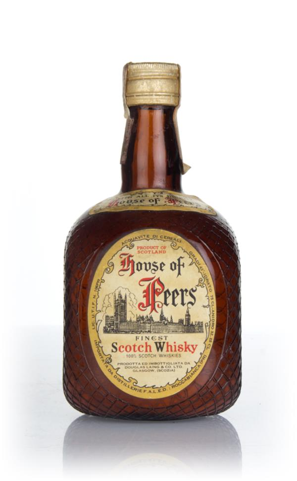 House of Peers - 1960s Blended Whisky