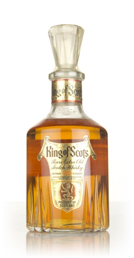King of Scots Rare Extra Old (Douglas Laing) - 1970s Blended Whisky