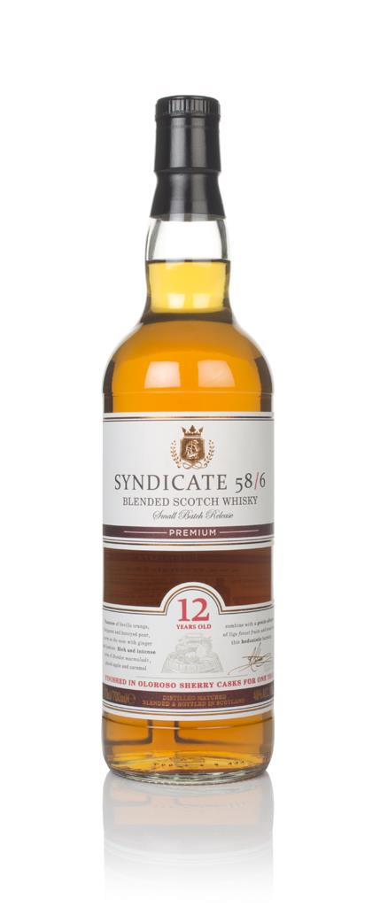 Syndicate 58/6 12 Year Old Blended Whisky