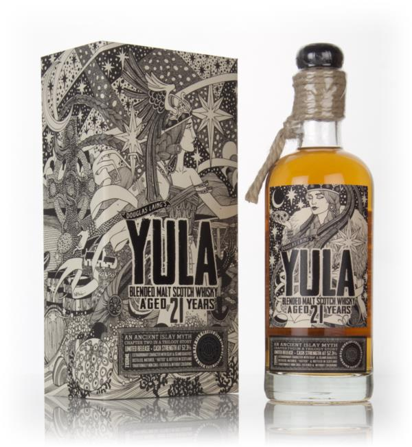 Yula 21 Year Old (Douglas Laing) 3cl Sample Blended Malt Whisky