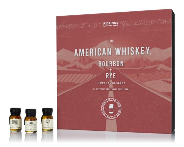 American Whiskey, Bourbon & Rye Advent Calendar (2019 Edition) Blended Whisky