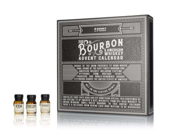 Bourbon & American Whiskey Advent Calendar (2020 Edition) Blended Whisky
