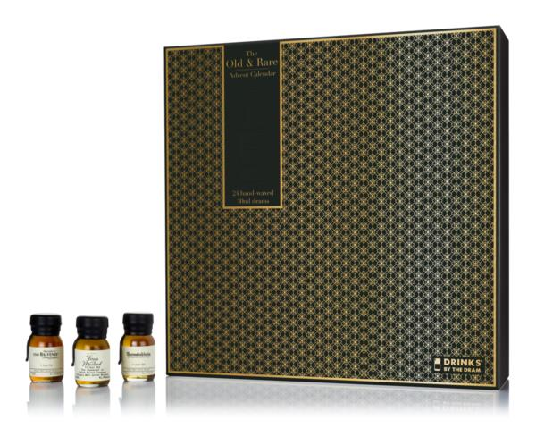 Old & Rare Whisky Advent Calendar (2019 Edition) Blended Whisky