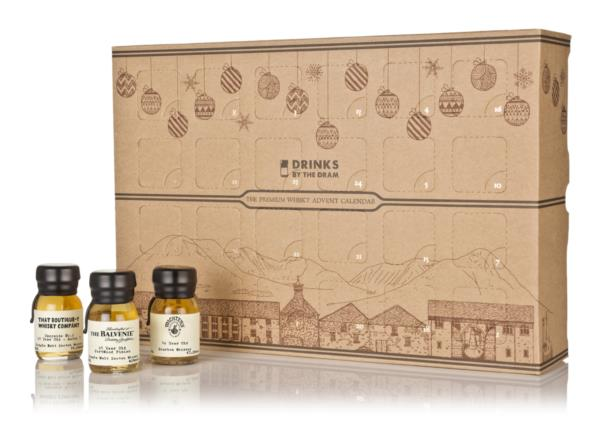Premium Whisky Advent Calendar - Classic Style (2019 Edition) Blended Whisky