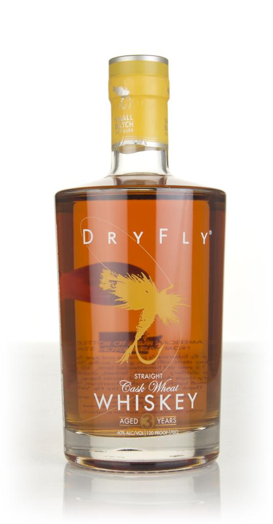 Dry Fly Straight Wheat Whiskey - Cask Strength Wheat Whiskey