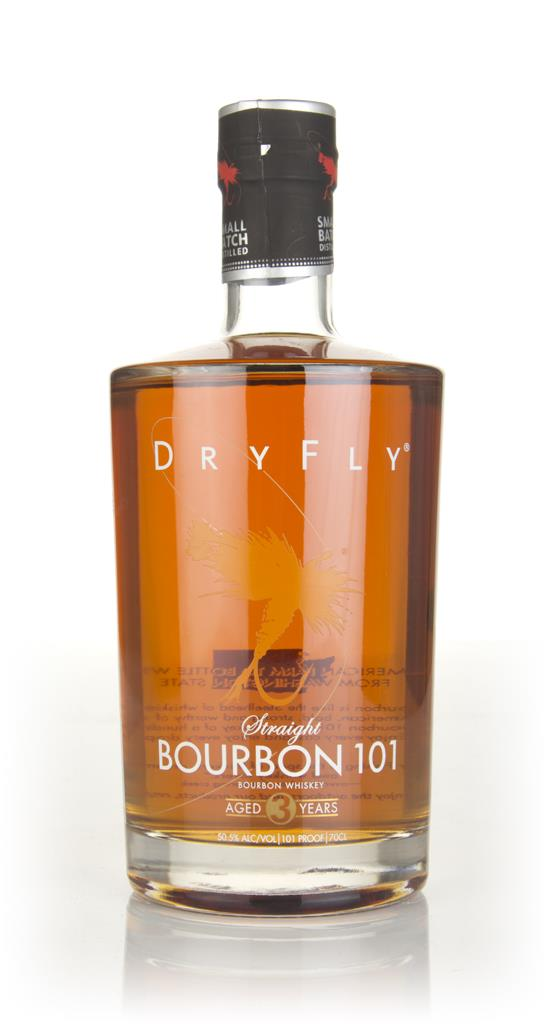 Dry Fly Washington Bourbon 101 Bourbon Whiskey