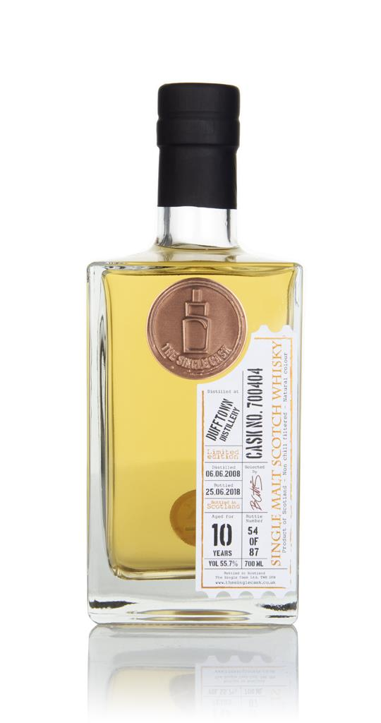 Dufftown 10 Year Old 2008 (cask 700404) - The Single Cask Single Malt Whisky