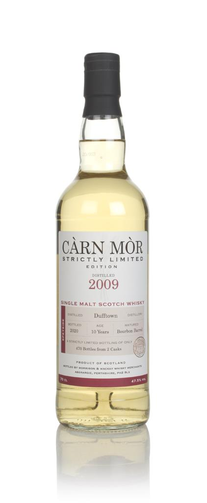 Dufftown 10 Year Old 2009 - Strictly Limited (Carn Mor) Single Malt Whisky