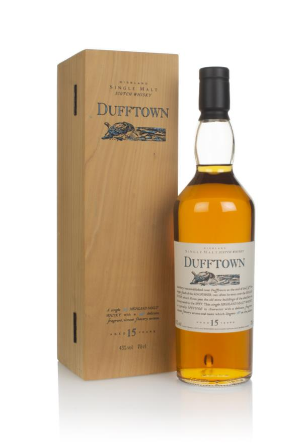 Dufftown 15 Year Old - Flora and Fauna Single Malt Whisky