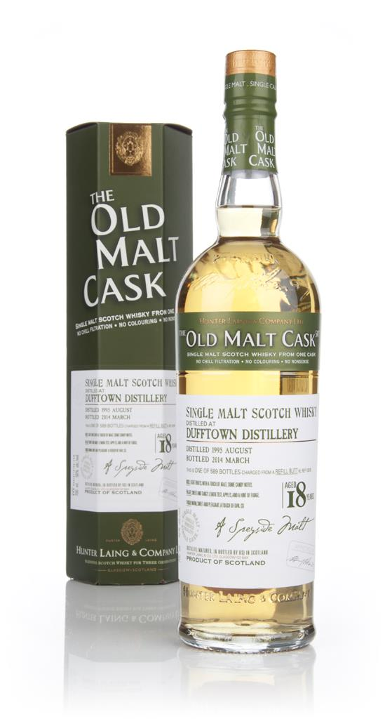 Dufftown 18 Year Old 1995 (cask 10378) - Old Malt Cask (Hunter Laing) Single Malt Whisky