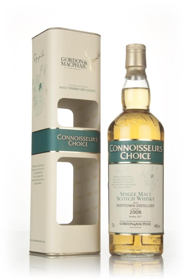 Dufftown 2008 (bottled 2017) - Connoisseurs Choice (Gordon & MacPhail) Single Malt Whisky