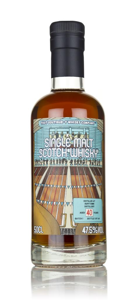 Dufftown 40 Year Old (That Boutique-y Whisky Company) 3cl Sample Single Malt Whisky