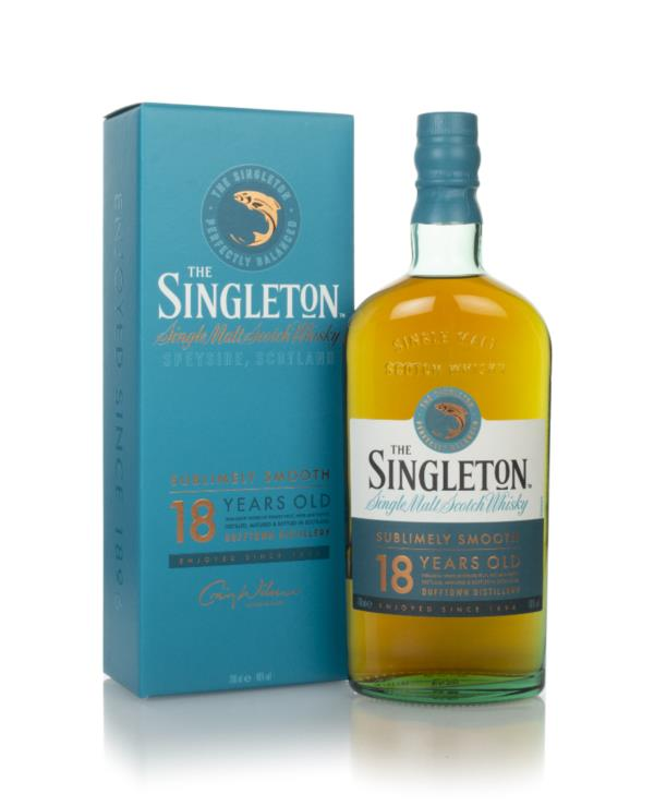 Singleton of Dufftown 18 Year Old Single Malt Whisky