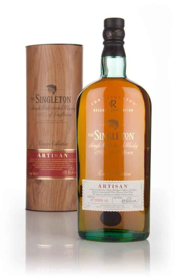 Singleton of Dufftown Artisan 1l Single Malt Whisky