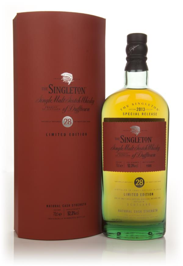 The Singleton of Dufftown 28 Year Old 1985 (2013 Special Release) 3cl Single Malt Whisky 3cl Sample