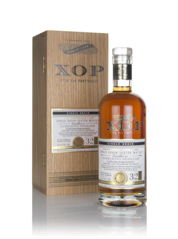 Dumbarton 32 Year Old 1986 (cask 12814) - Xtra Old Particular (Douglas Grain Whisky