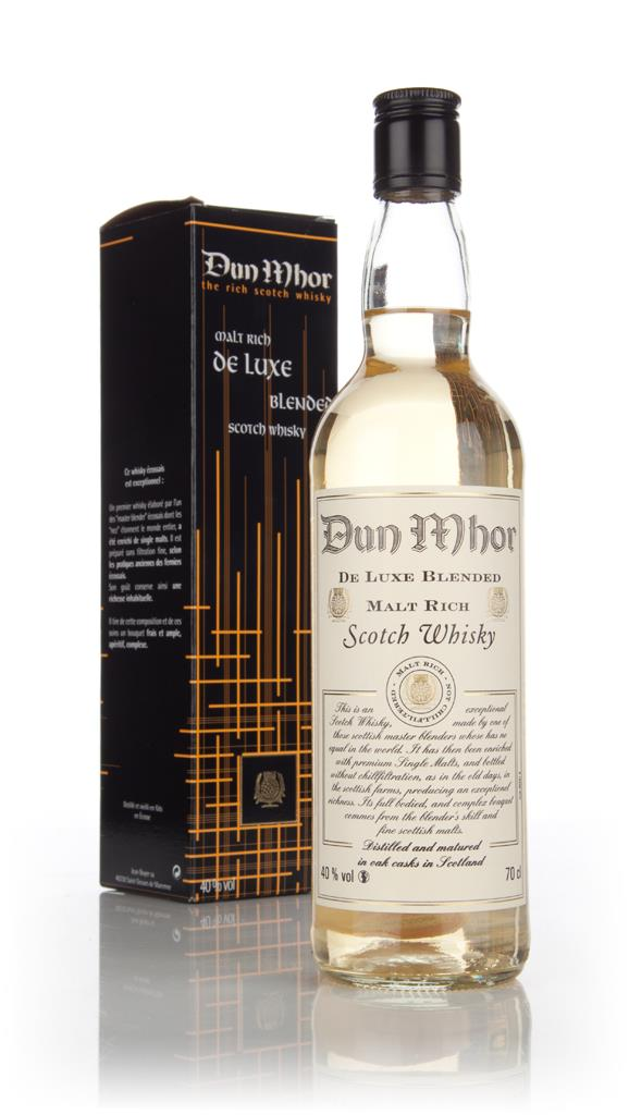 Dun Mhor De Luxe Blended Scotch Blended Whisky