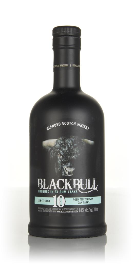 Black Bull 10 Year Old (Duncan Taylor) Blended Whisky