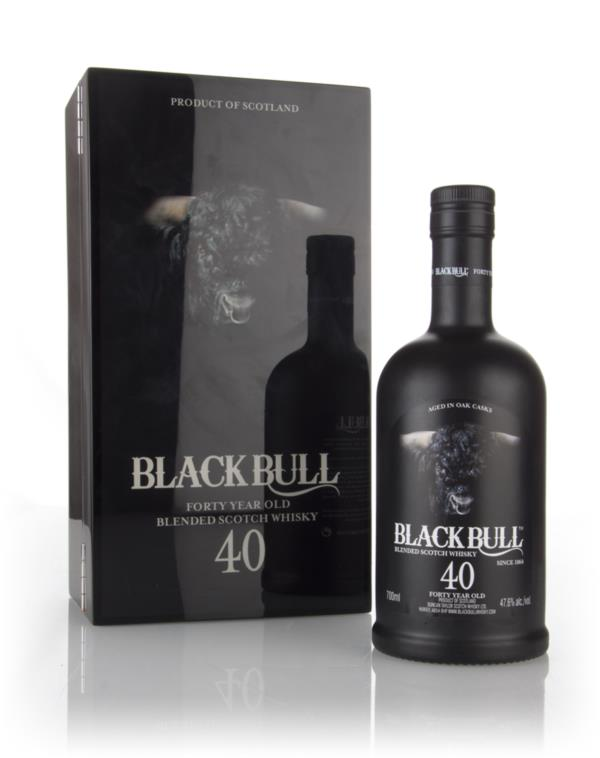 Black Bull 40 Year Old - 7th Release (Duncan Taylor) 3cl Sample Blended Whisky
