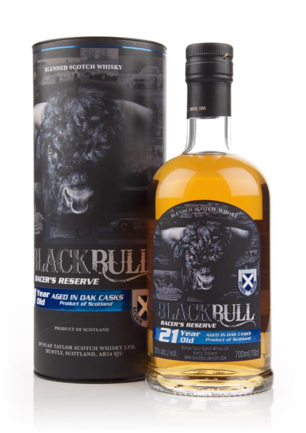 Black Bull Racers Reserve 21 Year Old (Duncan Taylor) 3cl Sample Blended Whisky
