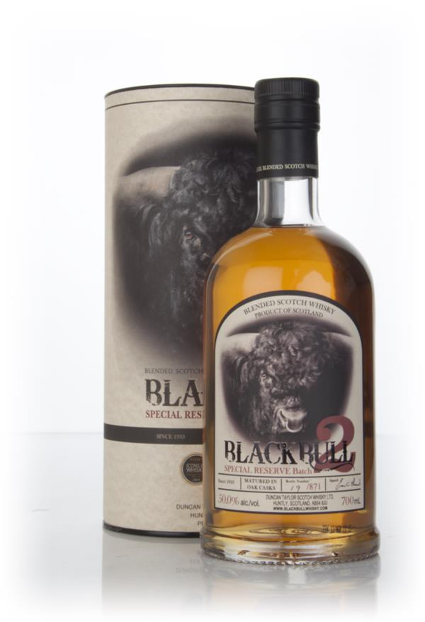 Black Bull Special Reserve Number 2 3cl Sample Blended Whisky
