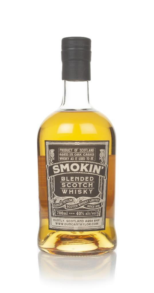 Smokin - The Gentlemans Dram Blended Whisky