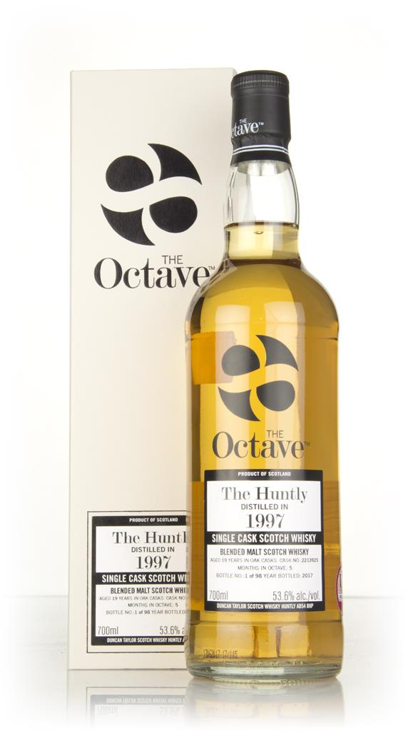 The Huntly 19 Year Old 1997 (cask 2213925) - The Octave (Duncan Taylor Blended Malt Whisky
