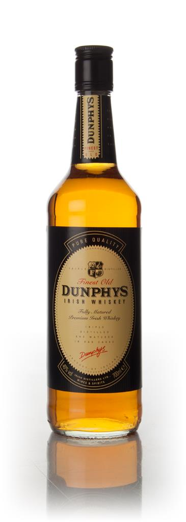 Dunphys Irish Blended Whiskey