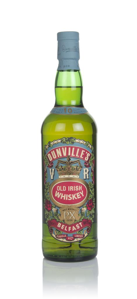 Dunvilles Very Rare 10 Year Old Irish Single Malt Whiskey