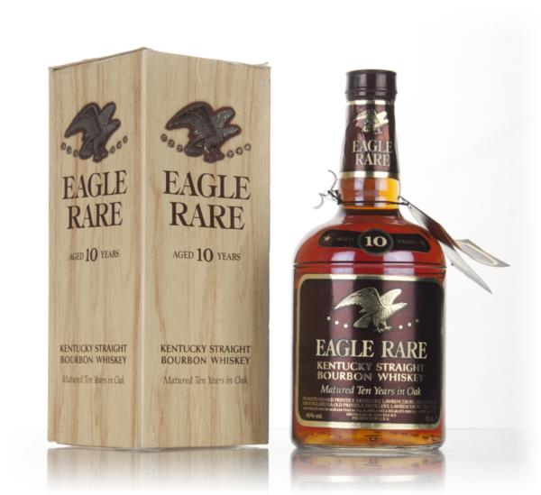 Eagle Rare 10 Year Old - 1980s 3cl Sample Bourbon Whiskey