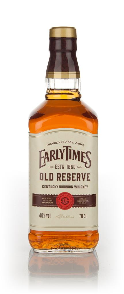 Early Times Old Reserve Bourbon Whiskey