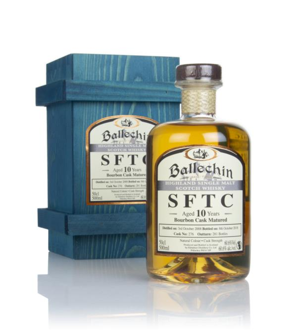 Ballechin 10 Year Old 2008 (cask 276) - Straight From The Cask Single Malt Whisky