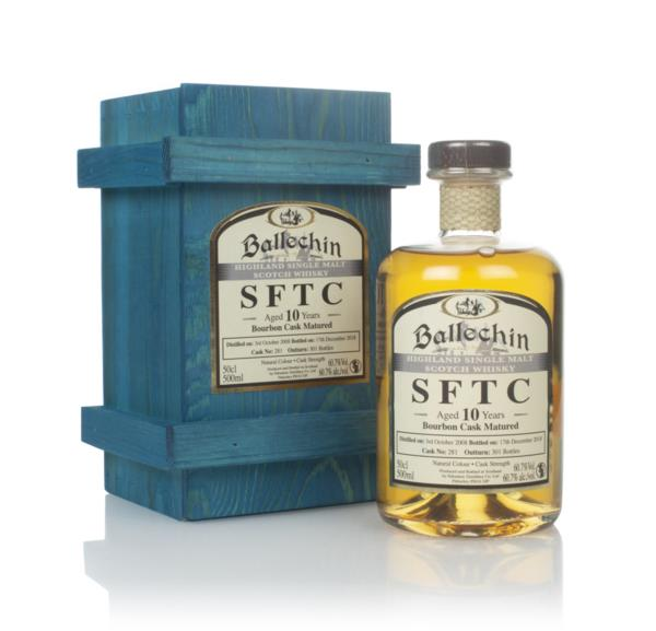 Ballechin 10 Year Old 2008 (cask 281) - Straight From The Cask Single Malt Whisky