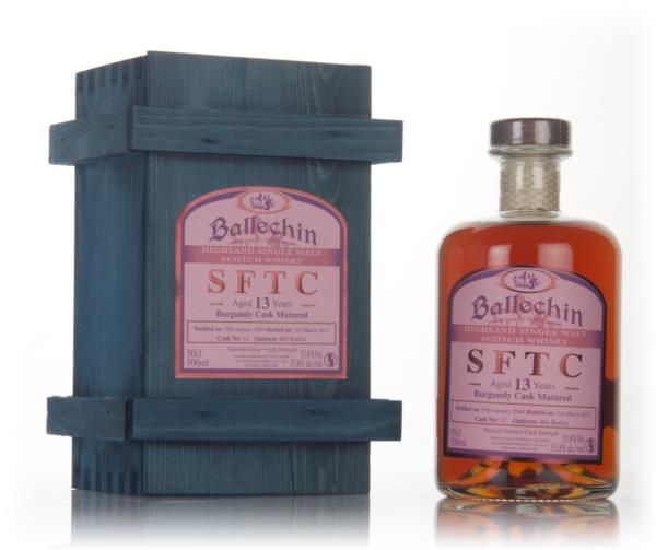 Ballechin 13 Year Old 2004 (cask 12) - Straight From The Cask Single Malt Whisky