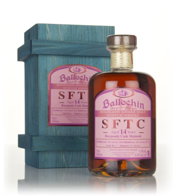 Ballechin 14 Year Old 2004 (cask 7) - Straight From The Cask Single Malt Whisky