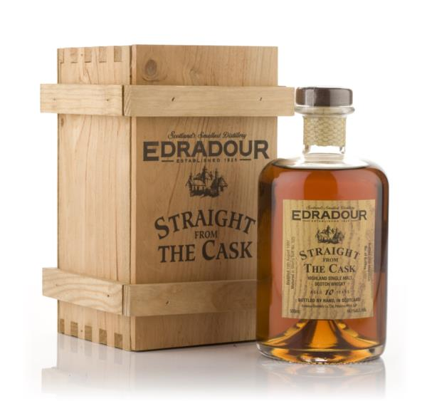 Edradour 10 Year Old 1998 (cask 325) - Straight from the Cask Single Malt Whisky