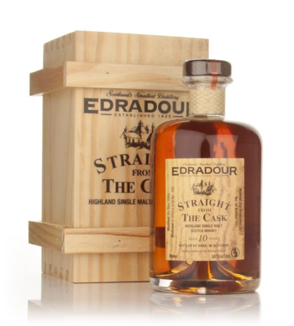Edradour 10 Year Old 2000 (cask 192) - Straight from the Cask Single Malt Whisky