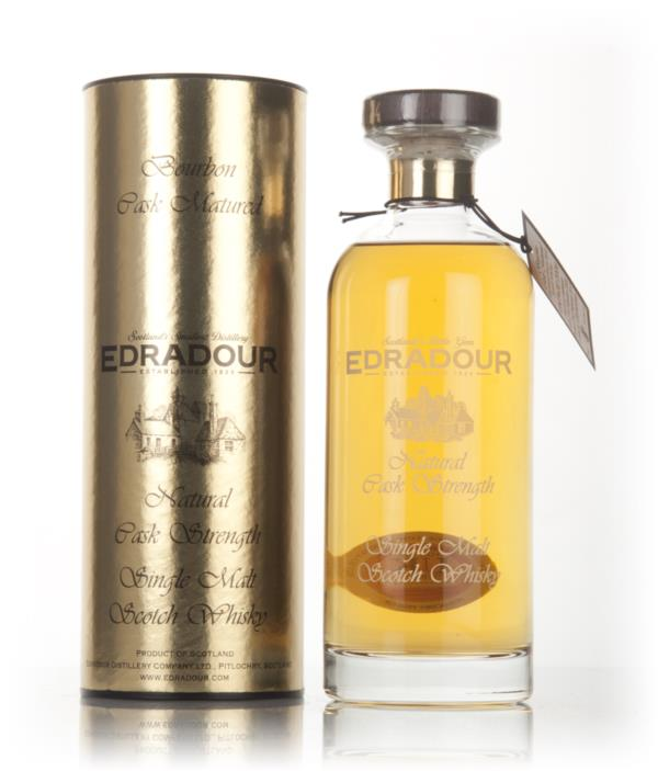 Edradour 10 Year Old 2006 (2nd Release) Bourbon Cask Matured Natural C Single Malt Whisky