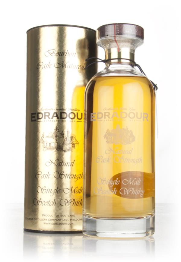 Edradour 11 Year Old 2006 (3rd Release) Bourbon Cask Matured Natural C Single Malt Whisky