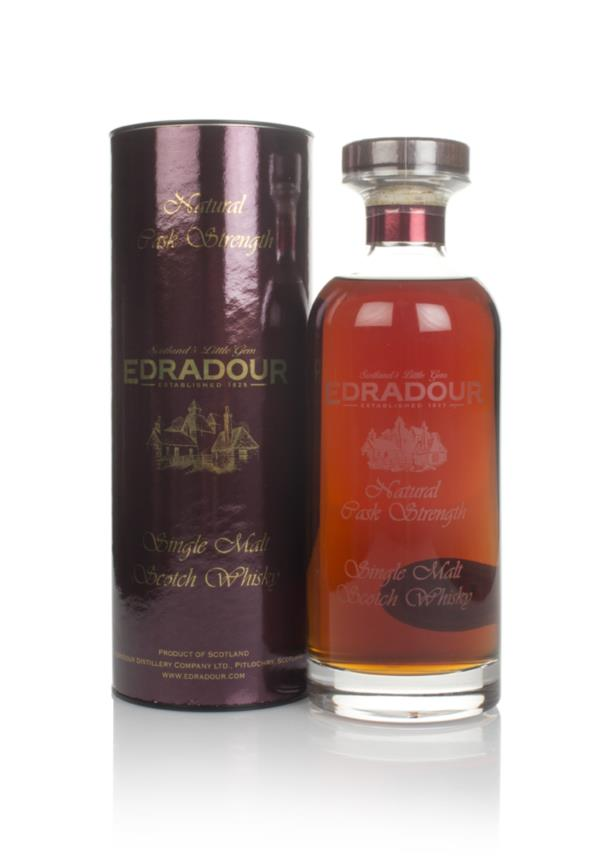 Edradour 12 Year Old 2008 (cask 689) Natural Cask Strength - Ibisco De Single Malt Whisky